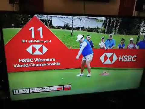 HSBC Women's Champions 2018 The Golf Club