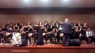 Nalan Özkan /Ankara Barosu Türk Halk Müziği Korusu Bacacılar yüksek yapar bacayı