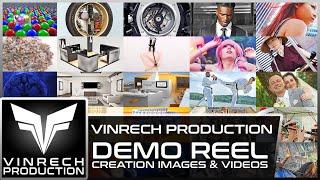 VINRECH 3D - Demo Reel 2018 - Audiovisual Production