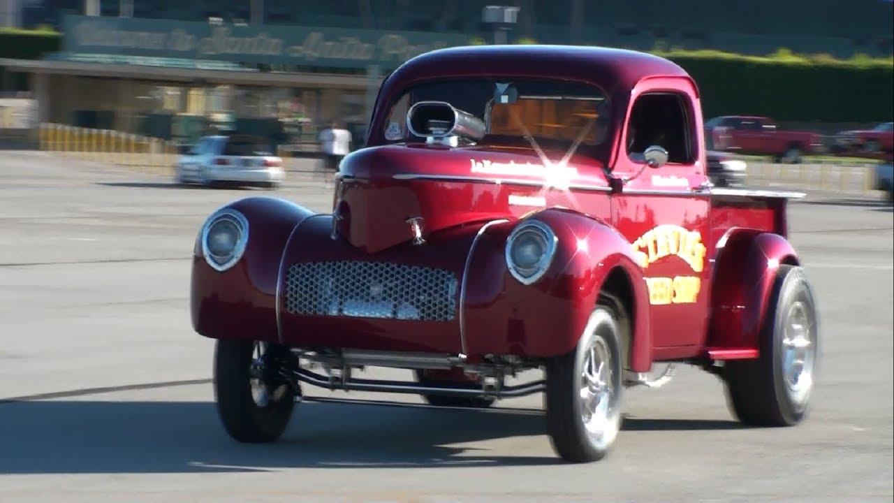 Leaving The Th Annual CalRods Car Show YouTube - Antique car show lafayette la