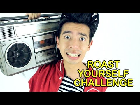 Roast Yourself Challenge - Ami Rodriguez
