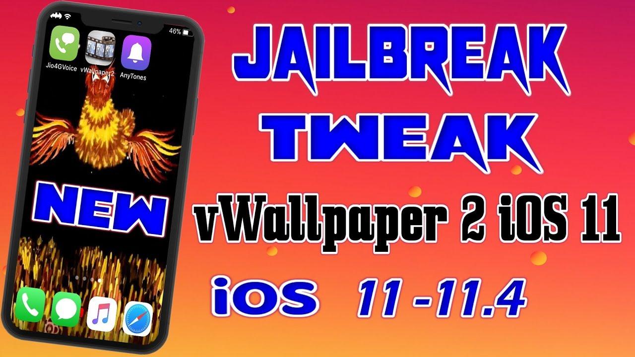 vwallpaper 2 ios 12 repo