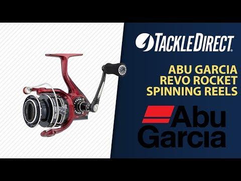 Abu Garcia Revo Rocket Spinning Reel At TackleDirect