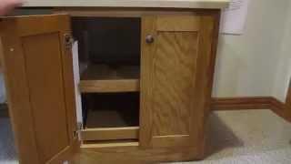 Adjustable Rails - Distinctive Cabinets Of Green Bay