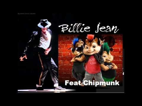 Michael Jackson - Billie Jean (Chipmunk Version)