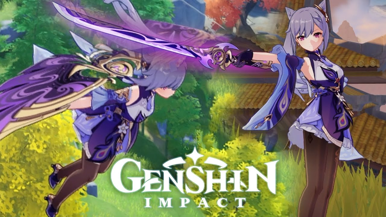 The Perfect Keqing DOES Exist... (Genshin Impact)