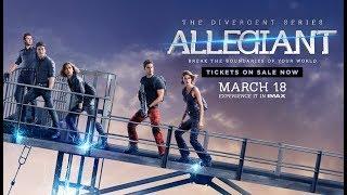 The Divergent Series: Allegiant (2016) Official Trailer 2