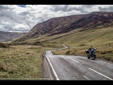 nERDANZIEHUNG on Tour - Northwest Highlands (Scotland)