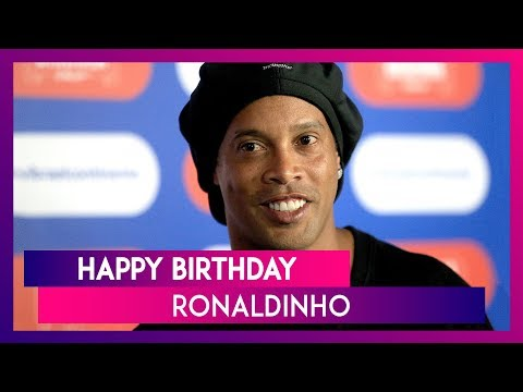 Happy Birthday Ronaldinho: Lesser-Known Facts About The Football Magician From Brazil