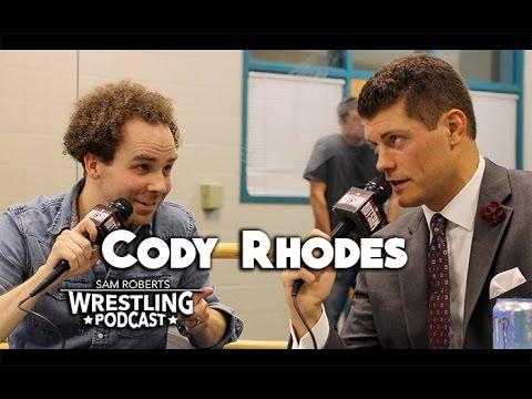 Cody Rhodes - Leaving WWE, Stardust Ideas, Dusty Stories, etc
