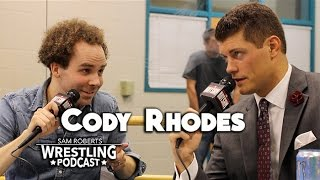 Cody Rhodes - Leaving WWE, Stardust Ideas, Dusty Stories, etc