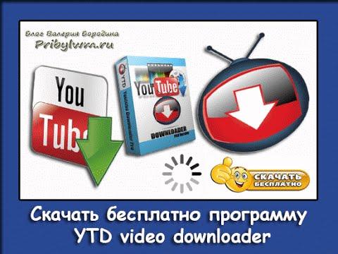Программа для скачивания видео с Ютуба - YouTube
