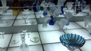 видео Музей хрусталя имени Мальцовых