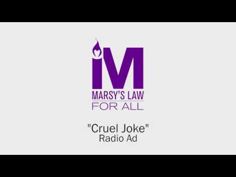 "Yes on North Dakota Measure 3 (Marsy's Law) - ""Cruel Joke"" Radio"