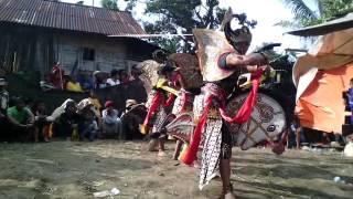 Pagayuban Kesenian Kuda Kepang Sari Budaya Desa Bumi Sari 18-08-2014