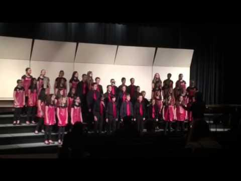 Boltz Middle School Show Choir 5/9/2015 The Cuckoo