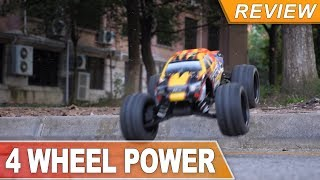 ZD Racing 4WD Brushless RC - Car