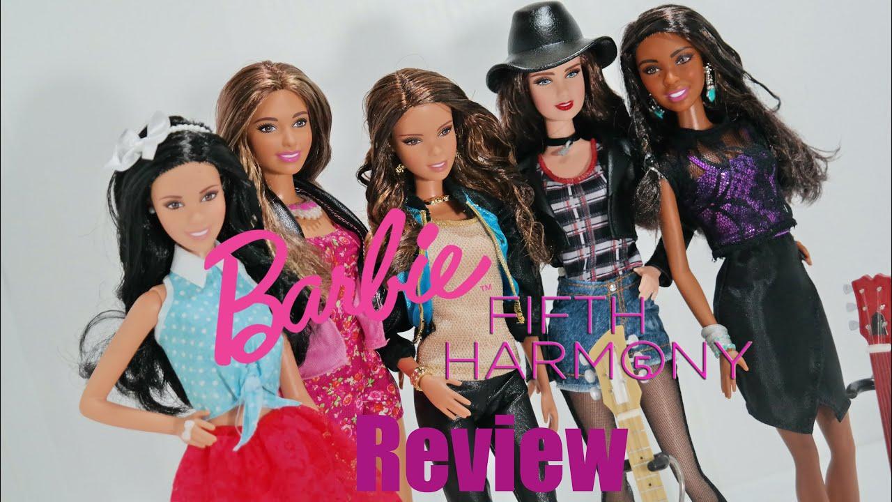 Barbie Dreamhouse Barbie Review Bonecas Barbie Fifth Harmony Youtube