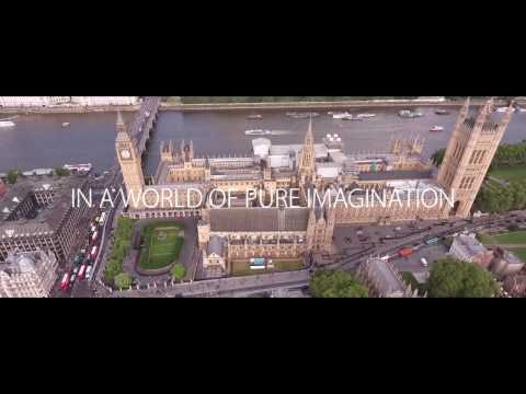 Stephanie Tarling - Pure Imagination (LYRICS)