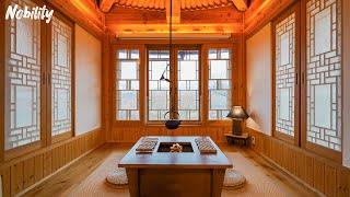 [ Ttraditional Korean house ] …