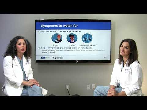 COVID19 in Pregnancy | Yalda Afshar, MD, PhD & Rashmi R. Rao, MD | UCLAMDChat