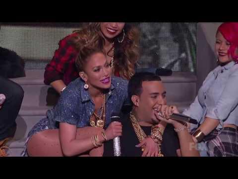 Jennifer Lopez - I Luh Ya Papi feat. French Montana (American Idol)