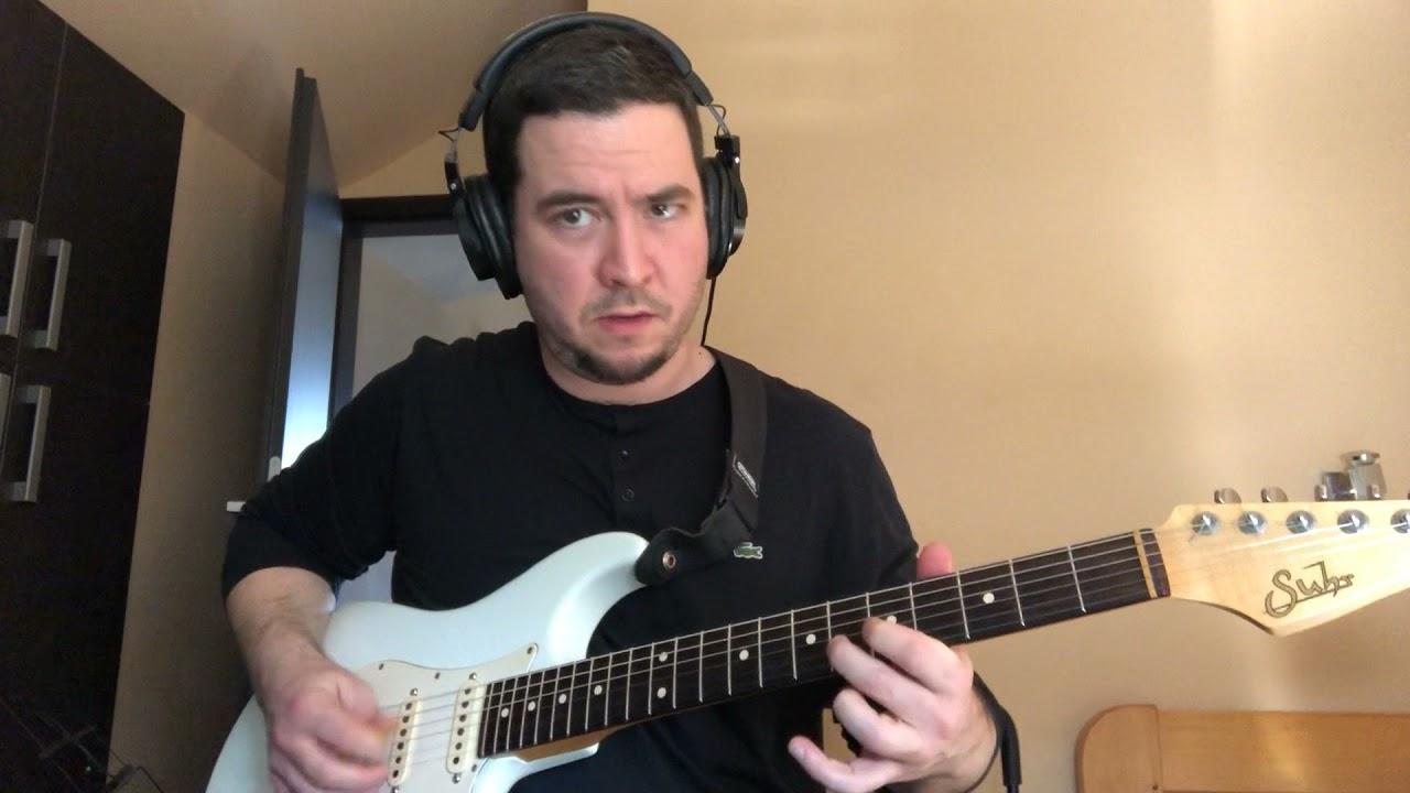 Toto - Rosanna (First Guitar Solo)