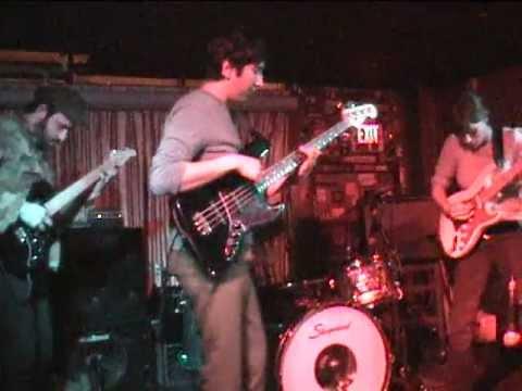 Tristeza live at The Khyber in Philadelphia, PA on 2.7.2005
