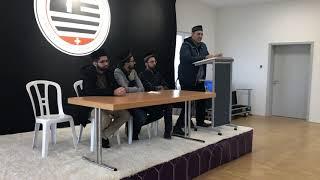 Majlis Khuddam ul Ahmadiyya held a Educational Event