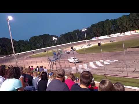 Madison International Speedway 6 Shooter Feature 1 7 28 2017