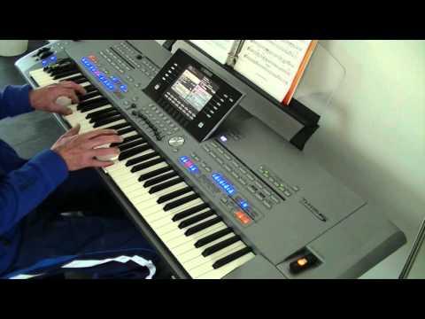 James Last  - Paradijsvogel(Bluebird) (Keyboard Cover)