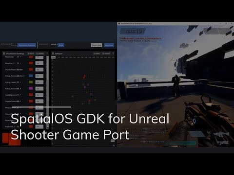Introducing the session-based Example Project for the SpatialOS GDK