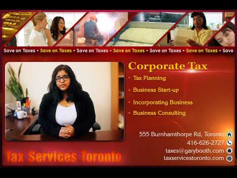 Tax Services Toronto.com | corporate tax planning, starting new business, incorporating
