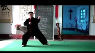 Chen Style Tai Chi Old Frame 1st Routine 39~45