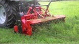 TEHNOS lekki mulczer leśny MGL 220 cm