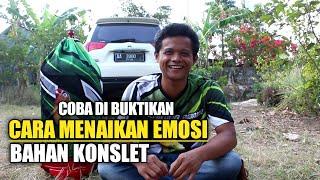 Download lagu SETTINGAN BAHAN KONSLET Cara menaikan Emosi Bahan konslet fersi Om novi Banjarnegara