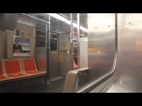 Special Trip On Board Septa's Broad Street Line (Philly Express!) Full Ride to AT & T