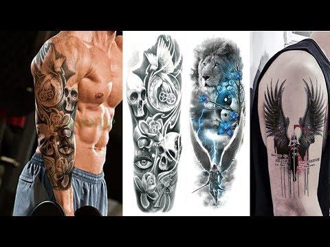 Посылка из Китая. Временная татуировка в домашних условиях + ЛАЙФХАК !!))