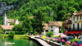 [브금브금] 프랑스의 어느 휴양지 호텔에서 듣는 유럽풍…