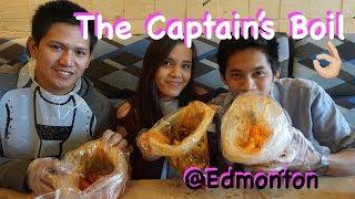 The Captain's Boil    at Edmonton YESSSS!!!