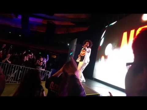 No way Jose NXT LOS ANGELES  Hollywood Ca