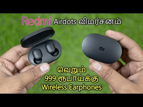 Xiaomi Redmi Airdots TWS bluetooth 5 0 Earphone DSP Noise Cancelling Auto  Pairing Bilateral Call Stereo Headphones
