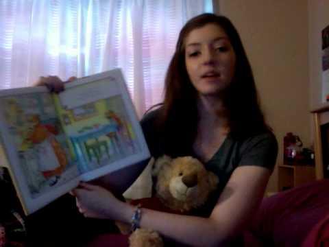 Reading of Jesse Bear, What Will You Wear? read by Melanie Douglas