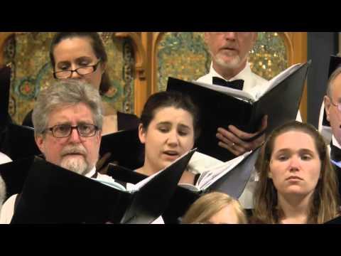 """Harmonium Choral Society - """"For Lo, I Raise Up"""""""