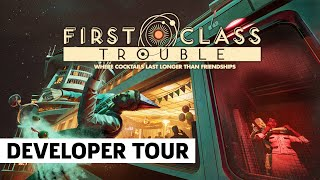First Class Trouble | Playstation State of Play 2021