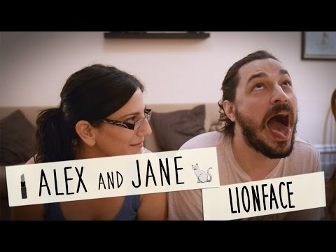 Alex and Jane: Episode 4 - LionFace