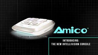 Intellivision® Amico™ - Reטeal Trailer (2018)