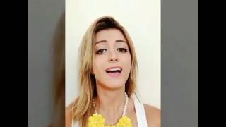 عكس اللي شايفينها ... اليسا ... Aks li shayfinha .. elissa .. Covered by Nour Masri