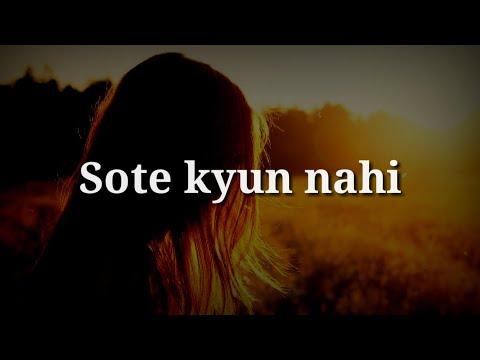 Very Heart Touching Shayari - Broken Heart Special - Emotional Hindi Shayari - Hindi Love Quotes