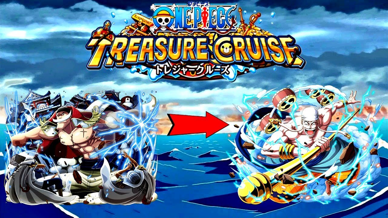 One Piece Treasure Cruise Slots